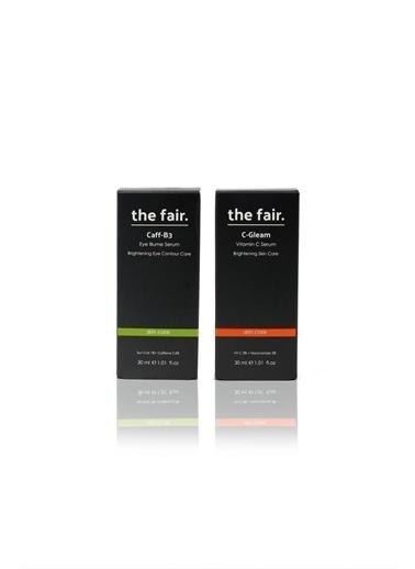 The Fair the fair. Ton Eşitleyici Yüz ve Göz Çevresi Bakımı - Back to Basics Renksiz